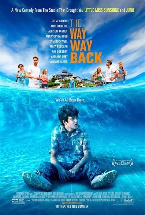 The Way, Way Back DVD Release Date October 22, 2013