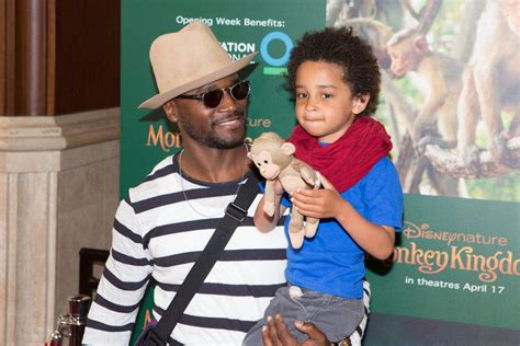 Walker Diggs, son of Idina Menzel and Taye Diggs, was