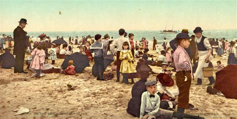 What Did Coney Island Look Like in 1902
