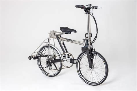 R22 Forens Opvouwbare Di Blasi vouwfiets - R22 Forens