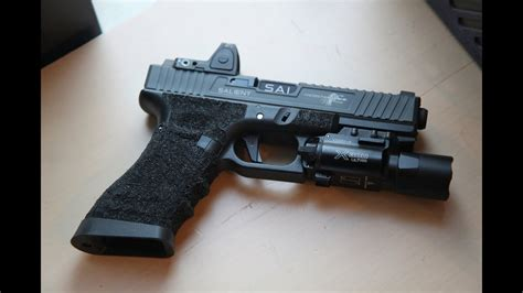 SAI G17 Tm based gbb - Upgrade projects - Airsoft Elite