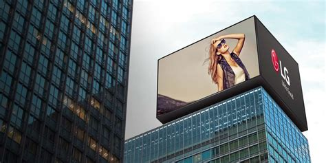 Outdoor Display Screens from LG | LG US Business