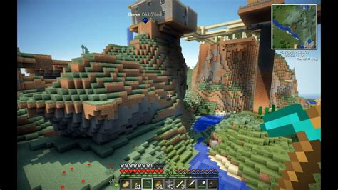 Minecraft - Extreme Graphics Mod (Sonic Ether's