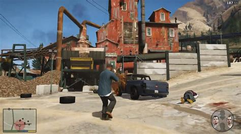 GTA V gameplay walkthrough released: Who needs PS4 or Xbox