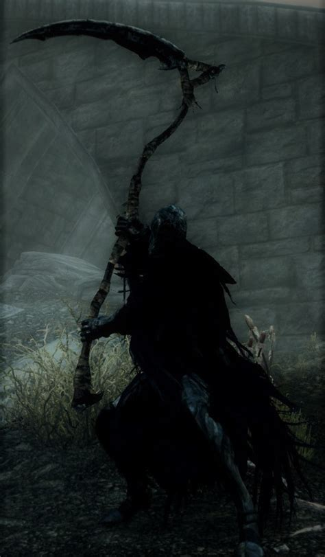 Angel of Death at Skyrim Nexus - Mods and Community