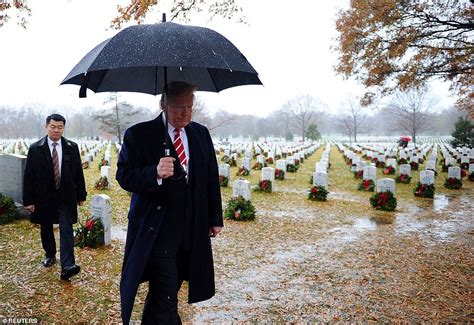 Trump makes up for Paris WWI memorial blunder by making
