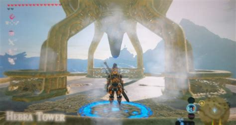 Hebra Tower - BOTW Sheikah Tower Guide - The Legend of
