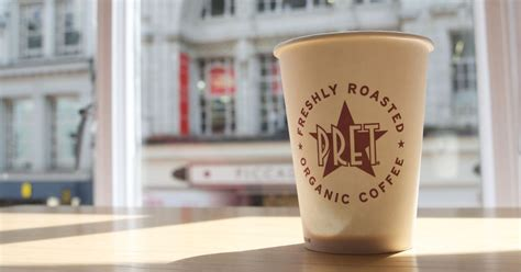 Pret a Manger launches up to five-drink-a-day subscription