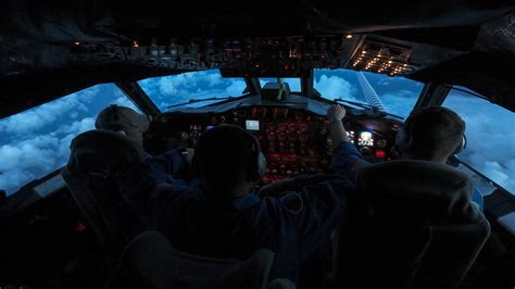 Flying With the Hurricane Hunters Into Barry's Heart - The