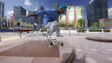 Skater XL Brings Boarding Back to PS4 on 7th July - Push
